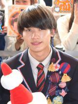 ラジオ日本『M!LKの牛乳ビンは卒業しました。』の公開収録を行ったM!LK(ミルク)板垣瑞生 (C)ORICON NewS inc.