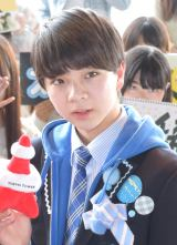 ラジオ日本『M!LKの牛乳ビンは卒業しました。』の公開収録を行ったM!LK(ミルク)塩崎太智 (C)ORICON NewS inc.
