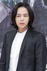 ドラマ『テバク』に主演するチャン・グンソク(日本では5/15よりCSチャンネル『KNTV』にて放送)