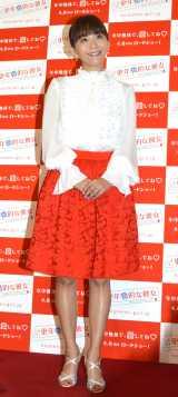 映画『更年奇的な彼女』の女性限定試写会に出席した華原朋美 (C)ORICON NewS inc.