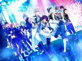 「B-PROJECT」アニメ第1弾キービジュアル  (C)MAGES./Team B-PRO