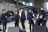 日本1stアルバム『Best.Absolute.Project』のリリース記念フリーライブを行ったB.A.P Photo:洲脇理恵 (MAXPHOTO)
