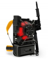 ソニーが開発した、ゴースト捕獲装置「プロトンパック」