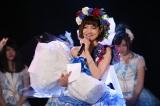 SKE48ファンに感謝の思いを伝えた宮澤佐江(C)AKS