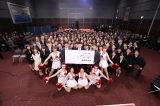 岡田将生、松坂桃李、柳楽優弥も激励に駆けつけた日本テレビ入社式