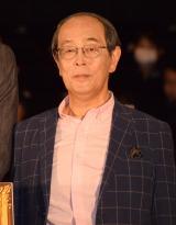 映画『あやしい彼女』初日舞台あいさつに登壇した志賀廣太郎 (C)ORICON NewS inc.