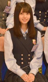 『NOGIBINGO!6』収録後囲み取材に出席した乃木坂46の齋藤飛鳥(C)ORICON NewS inc.