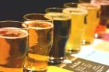 代官山にあるダイニング「SPRING VALLEY BREWERY TOKYO」定番の6種類のクラフトビール。飲み比べができるメニューも (C)oricon ME inc.