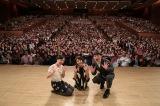 NHK大阪ホールは超満員
