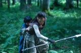 『NHK放送90年大河ファンタジー 精霊の守り人』主人公・バルサを演じる綾瀬はるか(C)NHK