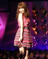 『sweet collection 2016』に登場したAKB48の小嶋陽菜 (C)ORICON NewS inc.