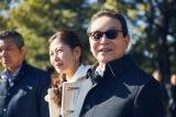 桑子アナといつも楽しそうに歩いていたタモリ(C)NHK
