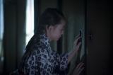 4月8日放送、第5回。竹蔵(西島秀俊)から、父親代わりになってほしいと頼まれる常子(内田未来)(C)NHK