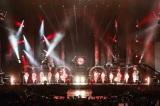 日本人初の英ウェンブリーアリーナ公演を行ったBABYMETAL photo by Taku Fujii