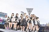 """『祝 高橋みなみ卒業 """"148.5cmが見た夢""""』の模様(C)AKS"""