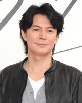 フジテレビ系月9ドラマ『ラヴソング』の制作会見に出席した福山雅治 (C)ORICON NewS inc.