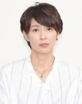 フジテレビ系月9ドラマ『ラヴソング』の制作会見に出席した水野美紀 (C)ORICON NewS inc.