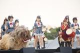 『チーム8結成2周年記念特別公演 in 沖縄 めんそ〜れ!春のエイト祭り』より(C)AKS