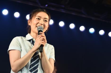 大島優子=『チームK 2期生10周年記念特別公演』 (C)AKS