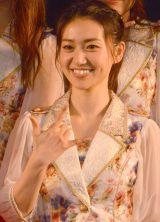 AKB48の2期生全員で卒業旅行に行きたいと語った大島優子 (C)ORICON NewS inc.