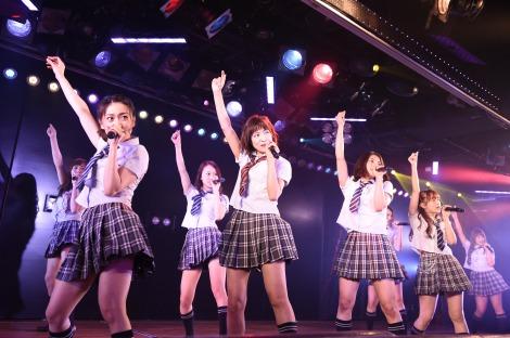大島優子、宮澤佐江らが出演した『チームK 2期生10周年記念特別公演』の模様 (C)AKS