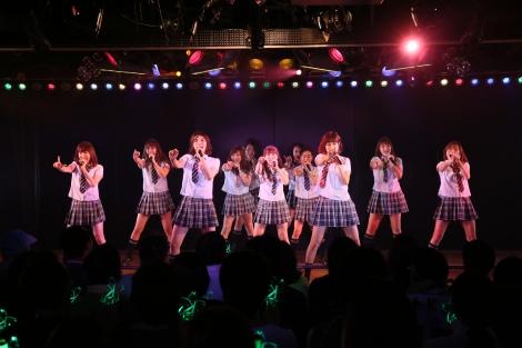『チームK 2期生10周年記念特別公演』の模様 (C)AKS