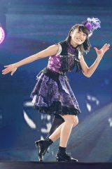 「『Z』の誓い」では高城れにがタップダンスを披露 Photo by HAJIME KAMIIISAKA+Z