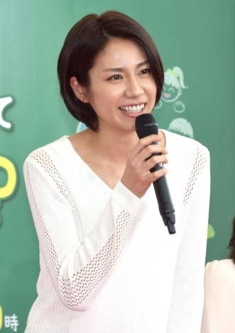 フジテレビ系ドラマ『早子先生、結婚するって本当ですか?』制作発表会見に出席した松下奈緒 (C)ORICON NewS inc.