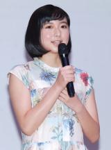"""""""アン役""""に抜てきされた上白石萌歌 (C)ORICON NewS inc."""