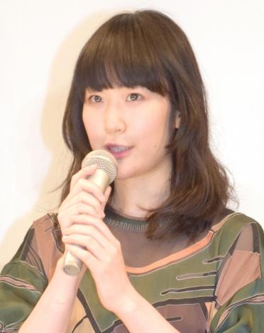 TBS系ドラマ『重版出来!』の完成披露試写会に出席した黒木華 (C)ORICON NewS inc.