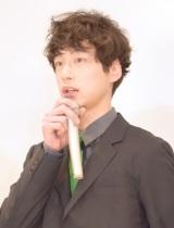 TBS系ドラマ『重版出来!』の完成披露試写会に出席した坂口健太郎 (C)ORICON NewS inc.