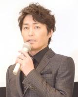 TBS系ドラマ『重版出来!』の完成披露試写会に出席した安田顕 (C)ORICON NewS inc.