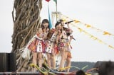 MVの舞台は架空の野外フェス『HKT48 LOVE Fes in FUMOTOPPARA』(C)AKS