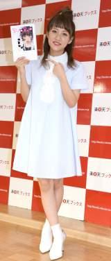 『たかみな撮!AKB48卒業フォト日記「写りな、写りな」』(光文社)の発売記念トークイベントに出席した高橋みなみ (C)ORICON NewS inc.
