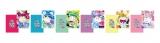 4月21日〜5月9日、東京・渋谷パルコパート1でおそ松さん×パルコ限定ミニショップ『おそ松さんの庭。』開催。会場限定グッズ。クリアファイル2枚セット3種(1)おそ松・から松、(2)チョロ松・一松、(3)十四松、トド松(C)赤塚不二夫/おそ松さん製作委員会