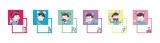 4月21日〜5月9日、東京・渋谷パルコパート1でおそ松さん×パルコ限定ミニショップ『おそ松さんの庭。』開催。会場限定グッズ。耳松・ブロックメモ6種(C)赤塚不二夫/おそ松さん製作委員会