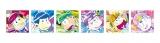 4月21日〜5月9日、東京・渋谷パルコパート1でおそ松さん×パルコ限定ミニショップ『おそ松さんの庭。』開催。会場限定グッズ。サイケ松・クロスハンカチ6種(C)赤塚不二夫/おそ松さん製作委員会