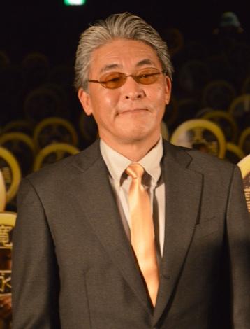 映画『殿、利息でござる!』完成披露舞台あいさつに出席した中本賢 (C)oricon ME inc.