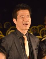 映画『殿、利息でござる!』完成披露舞台あいさつに出席した寺脇康文 (C)oricon ME inc.
