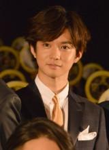 映画『殿、利息でござる!』完成披露舞台あいさつに出席した千葉雄大 (C)oricon ME inc.