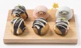 『キキ&ララ特製!たこ焼き風プチケーキ☆』