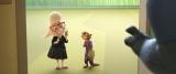 """""""毛""""の映像が解禁されたズートピア副市長のヒツジのベルウェザー(C)2016 Disney. All Rights Reserved."""