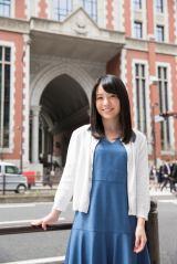 4月から慶応義塾大学文学部に入学した女優の桜井美南