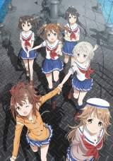 『ハイスクール・フリート』Blu-ray&DVD第1巻は6月22日発売(C)AIS/海上安全整備局