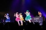 メジャー第1弾シングル『ナナイロダンス』リリース記念イベントの模様