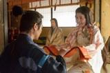 大河ドラマ『真田丸』第16回「表裏」より。茶々(竹内結子)(C)NHK
