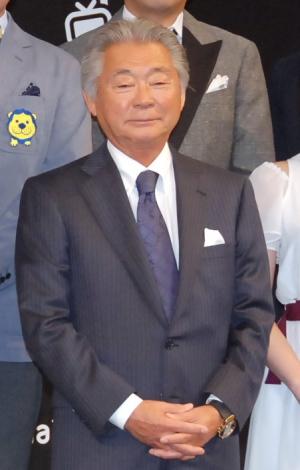 『AbemaTV』本開局記者発表会に出席したみのもんた (C)ORICON NewS inc.