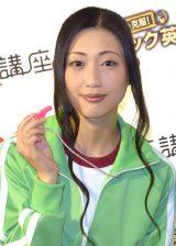 NHKで保健体育の先生を務める壇蜜 (C)ORICON NewS inc.