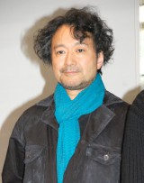 舞台『夢の劇−ドリーム・プレイ−』の公開ゲネプロに出席した白井晃 (C)ORICON NewS inc.