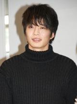 舞台『夢の劇−ドリーム・プレイ−』の公開ゲネプロに出席した田中圭 (C)ORICON NewS inc.